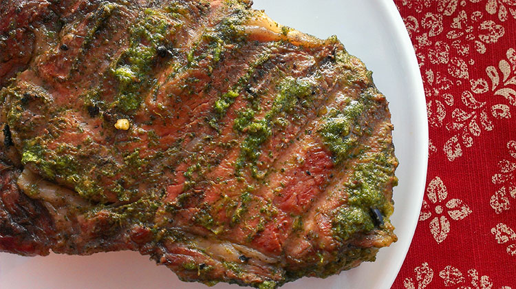 ribeye steak grilling recipes