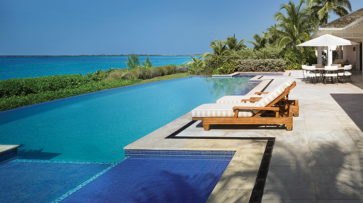 Elite One&Only Ocean Club in the Bahamas