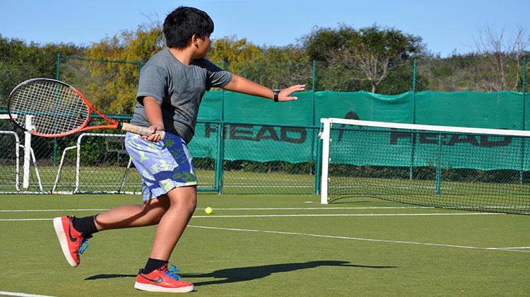 Leisure Tennis