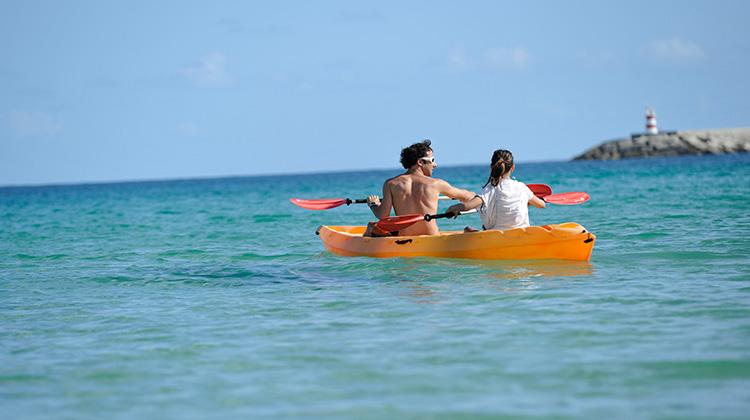 Leisure kayak
