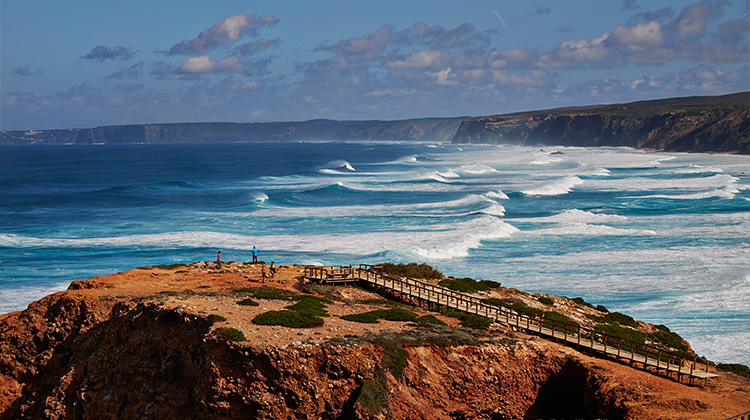 Sagres and the Atlantic
