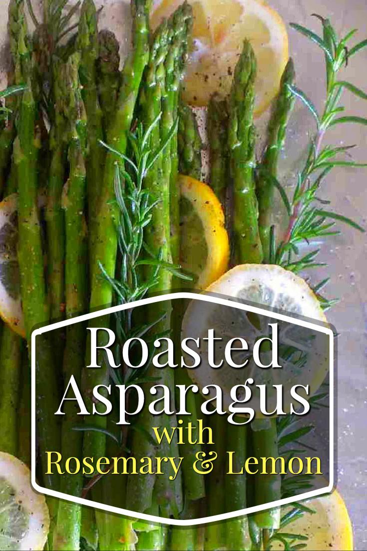 Roasted Asparagus Keto