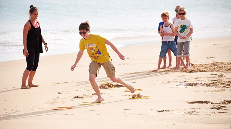 Leisure_Beach Games