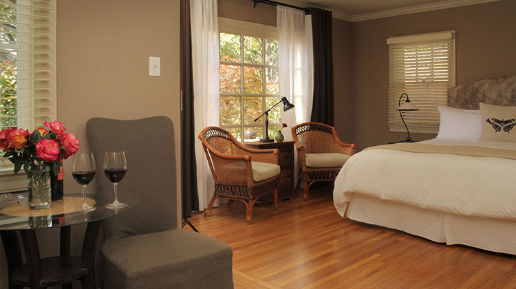 Best B&B - Napa Valley Inn on Randolph
