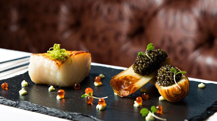 Da Vittorio-St. Mortiz is amongst the top restaurants in haute cuisine