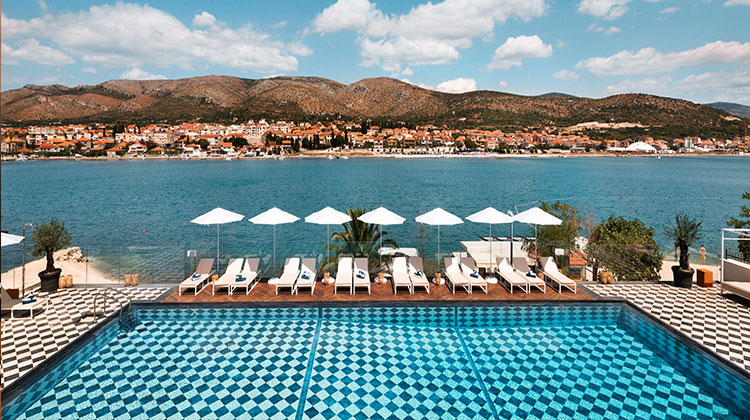 Brown Beach House Croatia Resort And Spa The Beauty Of The