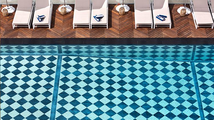 Croatia Hotel Pool